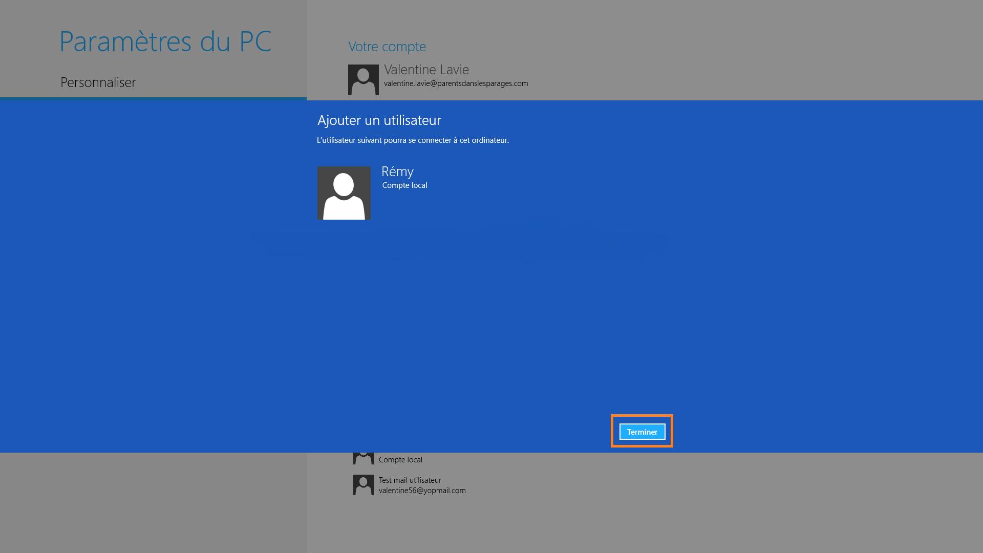 Cr er une nouvelle session utilisateur sous windows 8 for Ouvrir un lien dans une nouvelle fenetre