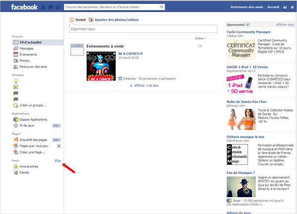 Securiser Son Compte Facebook