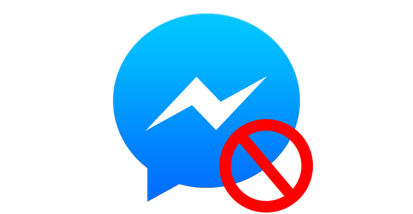 Parentsdanslesparages.com bloque désormais Messenger sur Android