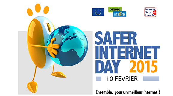 Parentsdanslesparages.com participe au Safer Internet Day 2015