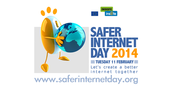 logo safer internet day édition 2014