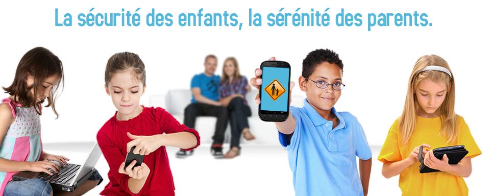 Application de contrôle parental pour Android